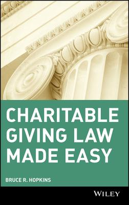 Image for Charitable Giving Law Made Easy