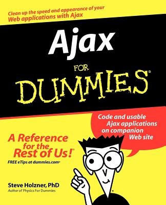 Image for Ajax For Dummies