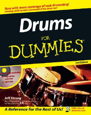 Drums For Dummies, Jeff Strong
