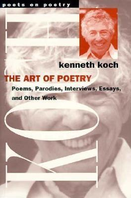 Image for The Art of Poetry (Poets On Poetry)