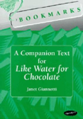 Image for Bookmarks: A Companion Text for Like Water for Chocolate (Techniques In Political Analysis)