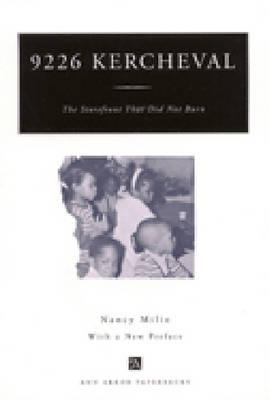 9226 Kercheval: The Storefront that Did Not Burn, With a New Preface (Ann Arbor Paperbacks), Milio, Nancy