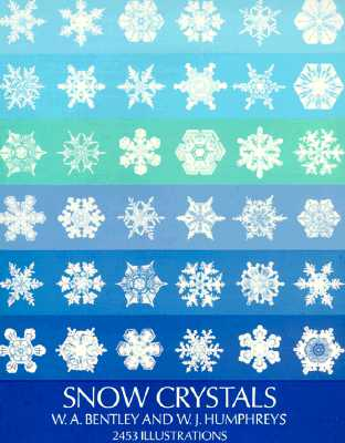 Image for Snow Crystals (Dover Pictorial Archive)