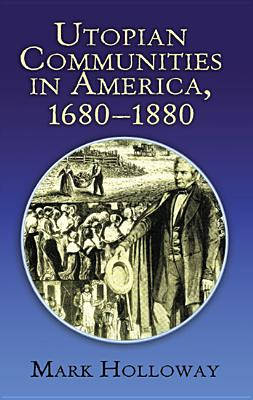 Image for Utopian Communities in America, 1680-1880
