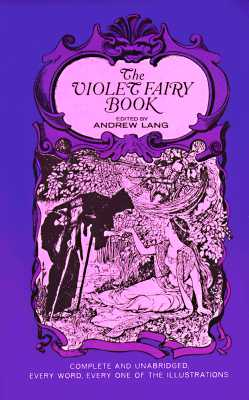 Image for The Violet Fairy Book (Dover Children's Classics)