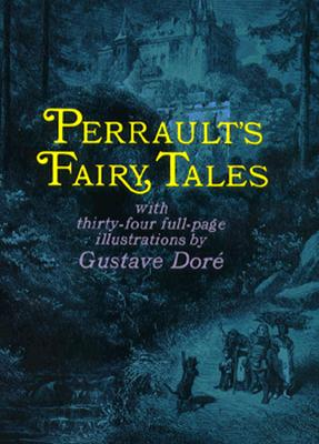 Image for Perrault's Fairy Tales (Dover Children's Classics)