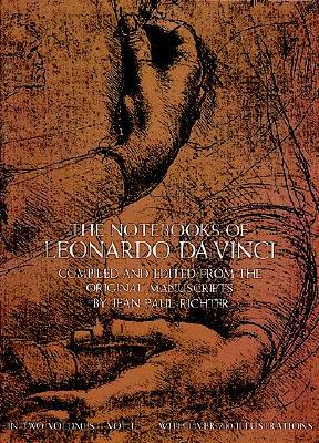 Image for The Notebooks of Leonardo Da Vinci  Volume One Only