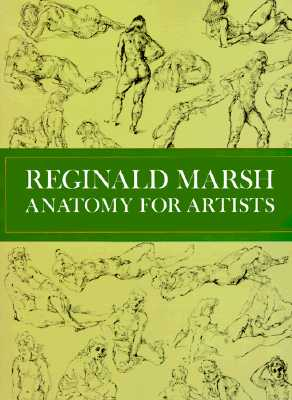 Anatomy for Artists (Dover Anatomy for Artists), Marsh, Reginald