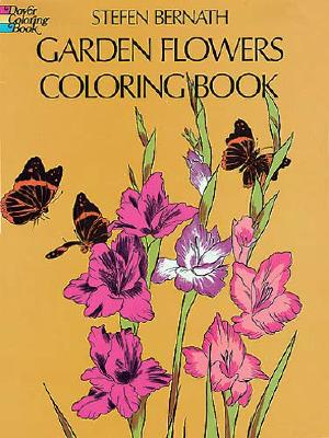 Image for Garden Flowers Coloring Book (Dover Nature Coloring Book)