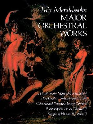 Image for Major Orchestral Works in Full Score (Dover Music Scores)