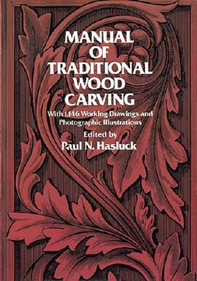 Image for Manual of Traditional Wood Carving