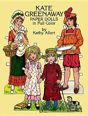Image for Kate Greenaway Paper Dolls (Dover Victorian Paper Dolls)