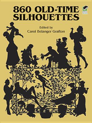 Image for 860 Old-Time Silhouettes