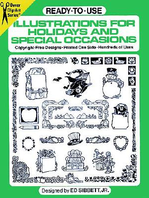 Image for Ready-to-Use Illustrations for Holidays and Special Occasions (Dover Clip-Art Series)