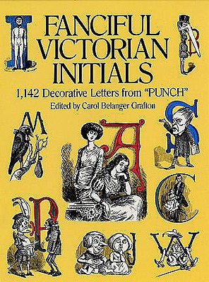 Image for FANCIFUL VICTORIAN INITIALS