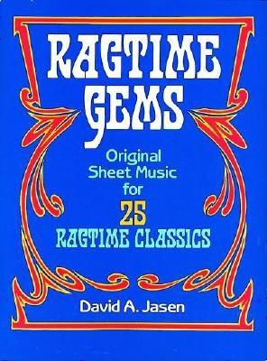 Image for Ragtime Gems: Original Sheet Music for 25 Ragtime Classics (Dover Music for Piano)