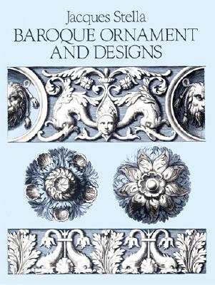 Image for Baroque Ornament and Designs (Dover Pictorial Archive)