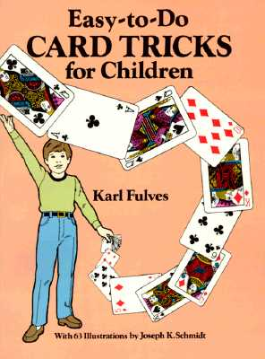 Image for Easy-to-Do Card Tricks for Children