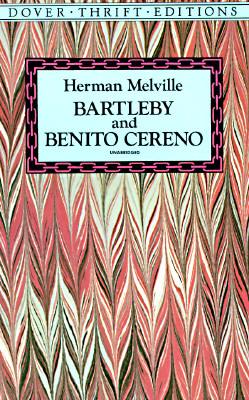 Image for BARTLEBY AND BENITO CERENO DOVER