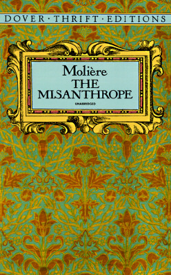 Image for The Misanthrope (Dover Thrift Editions)