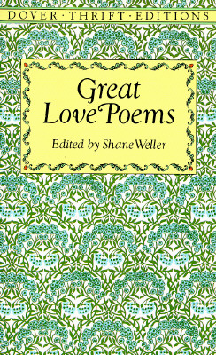 Image for Great Love Poems (Dover Thrift Editions)