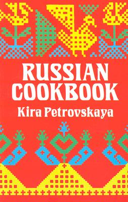 Image for Russian Cookbook