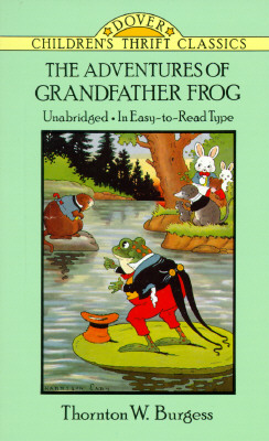 Image for The Adventures of Grandfather Frog (Dover Children's Thrift Classics)