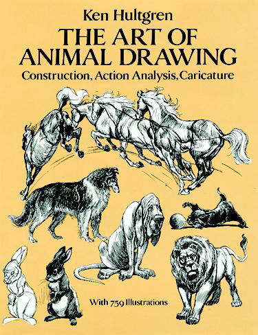 Image for ART OF ANIMAL DRAWING