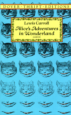 Image for Alice's Adventures in Wonderland (Dover Thrift Editions)