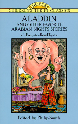 Image for Aladdin and Other Favorite Arabian Nights Stories (Dover Children's Thrift Classics)