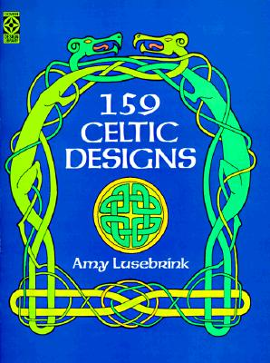 Image for 159 Celtic Designs (Dover Pictorial Archive)