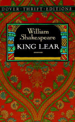 Image for King Lear (Dover Thrift Editions)