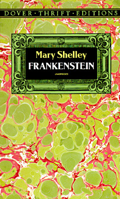 Image for Frankenstein (Dover Thrift Editions)