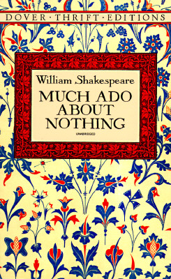 Image for Much Ado About Nothing (Dover Thrift Editions)