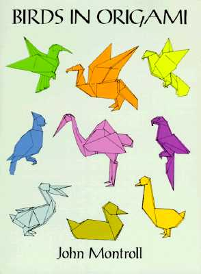 Image for Birds in Origami (Dover Origami Papercraft)