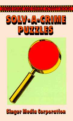 Image for Solv-a-Crime Puzzles (Dover Children's Activity Books)