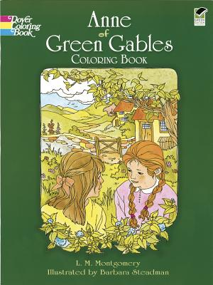 Image for Anne of Green Gables Coloring Book (Dover Classic Stories Coloring Book)