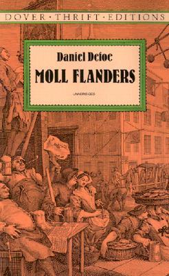 Moll Flanders (Dover Thrift Editions), Daniel Defoe