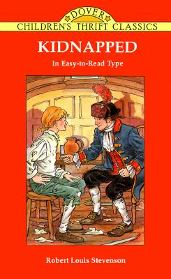 Image for Kidnapped: Adapted for Young Readers (Dover Children's Thrift Classics)