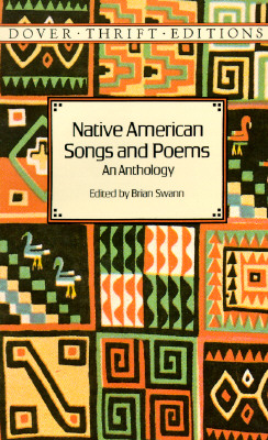 Image for Native American Songs and Poems: An Anthology (Dover Thrift Editions)
