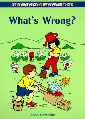 Image for What's Wrong? (Dover Children's Activity Books)
