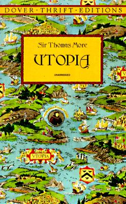 Image for Utopia (Dover Thrift Editions, unabridged)