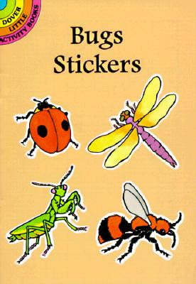 Image for Bugs Stickers (Dover Little Activity Books)