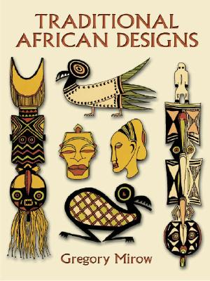 Image for Traditional African Designs (Dover Pictorial Archive)
