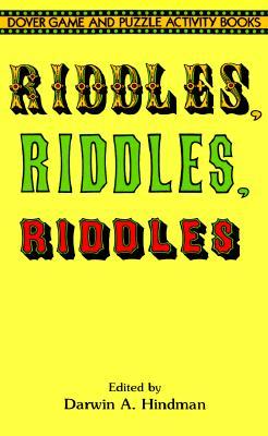 Image for Riddles, Riddles, Riddles (Dover Children's Activity Books)