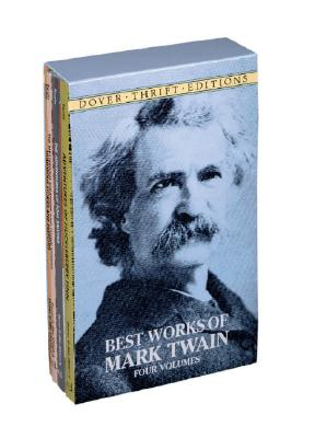 Image for Best Works of Mark Twain: Four Volumes (Dover Thrift Editions)