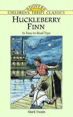 Image for Huckleberry Finn (Dover Children's Thrift Classics)