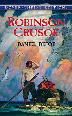 Robinson Crusoe (Dover Thrift Editions), Daniel Defoe