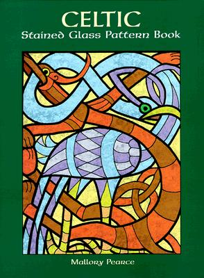 Image for Celtic Stained Glass Pattern Book (Dover Stained Glass Instruction)