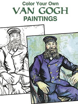 Image for Color Your Own Van Gogh Paintings